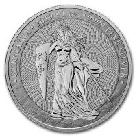 Germania Mint - 5 Mark 2019 - 1 Oz Silber