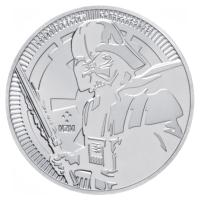 Niue - 2 NZD Star Wars Darth Vader 2019 - 1 Oz Silber