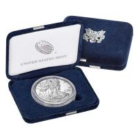 USA - 1 USD Silver Eagle 2020 - 1 Oz Silber PP