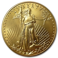 American Gold Eagle - 1 Oz Gold