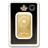 Kanada - Goldbarren - 1 Oz Gold