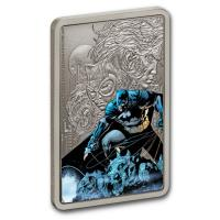 Niue - 2 NZD DC The Caped Crusader(TM) Batman 3. Ausgabe - 1 Oz Silber