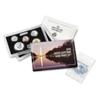 USA - 2,91 USD Silver Proof Set 2020 - Silber PP