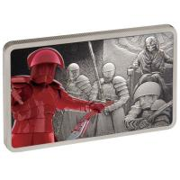 Niue - 2 NZD Star Wars Praetorian Guard 2020 - 1 Oz Silber