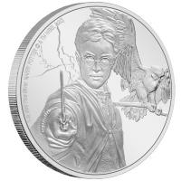 Niue - 2 NZD Harry Potter Classic: Harry Potter(TM) - 1 Oz Silber