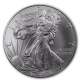 USA - 1 USD Silver Eagle 2012 - 1 Oz Silber