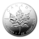 Kanada - 5 CAD Maple Leaf 1996 - 1 Oz Silber