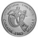 Kanada - 1 CAD - Diverse Motive 1971-1991 - 11,66g Silber