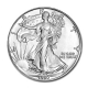 USA - 1 USD Silver Eagle 1990 - 1 Oz Silber