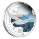 Australien - 1 AU D Antarctic Territory Albatross 2014 - 1 Oz Silber