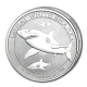 Australien - 0,5 AUD Great White Shark 2014 - 1/2 Oz Silber