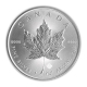 Kanada - 5 CAD Maple Leaf 2015 - 1 Oz Silber