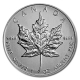 Kanada - 5 CAD Maple Leaf (Diverse) - 1 Oz Silber