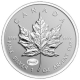 Kanada - 5 CAD Maple Leaf 2015 - 1 Oz Silber Privy Einstein