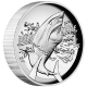 Australien - 1 AUD Great White Shark 2015 - 1 Oz Silber HighRelief