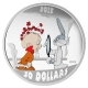 Kanada - 30 CAD Looney Tunes Rabbit of Seville - 2 Oz Silber