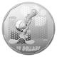 Kanada - 10 CAD Looney Tunes Marvin 2015 - 1/2 Oz Silber