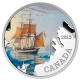 Kanada - 20 CAD Lost Ships Franklins Expedition 2015 - 1 Oz Silber