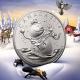 Kanada - 20 CAD $20 for $20 Schneemann 2014 - 1/4 Oz Silber