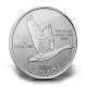 Kanada - 20 CAD $20 for $20 Gans (Goose) 2014 - 1/4 Oz Silber (19%)