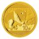 China - 10 Yuan Panda 2016 - 1g Gold