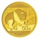 China - 50 Yuan Panda 2016 - 3g Gold
