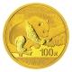 China - 100 Yuan Panda 2016 - 8g Gold