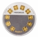 Goldbarren - Heraeus Multidisc - 10 * 1g Gold