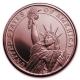 USA - Statue of Liberty (Freiheitsstatue) - 1 Oz Kupfer