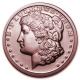USA - Morgan Dollar - 1 Oz Kupfer