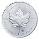Kanada - 5 CAD Maple Leaf 2016 - 1 Oz Silber