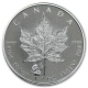 Kanada - 5 CAD Maple Leaf 2016 - 1 Oz Silber Privy Panda
