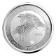 Kanada - 8 CAD Schneefalke 2016 - 1,5 Oz Silber