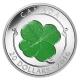 Kanada - 20 CAD Kleeblatt 2016 - 1 Oz Silber PP