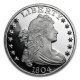 USA - 1804 Silver Dollar - 1 Oz Silber