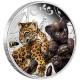 Tuvalu - 0,5 TVD Cubs Tierjungen Jaguar 2016 - 1/2 Oz Silber
