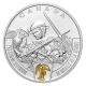 Kanada - 20 CAD WW1 Offensive an der Somme 2016 - 1 Oz Silber