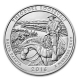 USA - 0,25 USD North Dakota Theodore Roosevelt 2016 - 5 Oz Silber