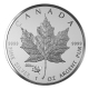 Kanada - 5 CAD Maple Leaf 2016 - 1 Oz Silber Privy ANA PP