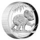 Australien - 8 AUD Koala 2016 - 5 Oz Silber HighRelief