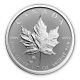 Kanada - 5 CAD Maple Leaf 2017 - 1 Oz Silber Privy Lunar Hahn
