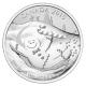 Kanada - 20 CAD $20 for $20 Lebkuchenmann 2015 - 1/4 Oz Silber (19%)