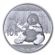 China - 10 Yuan Panda 2017 - 30g Silber