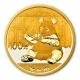 China - 100 Yuan Panda 2017 - 8g Gold