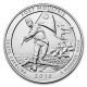 USA - 0,25 USD South Carolina Fort Moultrie 2016 - 5 Oz Silber