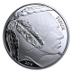 USA - Sioux Buffalo 2016 - 1 Oz Silber