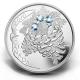 Kanada - 20 CAD Weihnachtskiefer Mondschein - 1 Oz Silber