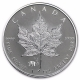 Kanada - 5 CAD Maple Leaf 2017 - 1 Oz Silber Privy Panda