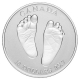 Kanada - 10 CAD Welcome to the World 2017 - 1/2 Oz Silber