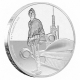 Niue - 2 NZD Star Wars Luke Skywalker 2017 - 1 Oz Silber PP